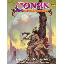 CONAN EL DESTRUCTOR COMIC
