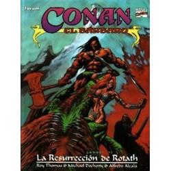 CONAN- LA RESURRECCION DE ROTATH