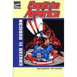 CAPITÁN AMÉRICA- CRUZAR EL RUBICÓN