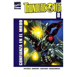 THUNDERBOLTS 08