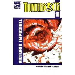THUNDERBOLTS 10
