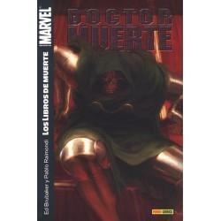 DOCTOR MUERTE-LOS LIBROS DE MUERTE