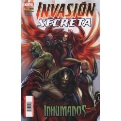INVASIÓN SECRETA-INHUMANOS