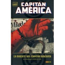 MARVEL DELUXE. CAPITÁN AMÉRICA 05-LA MUERTE DEL CAPITÁN AMÉRICA