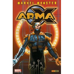 MARVEL MONSTER. ARMA-X