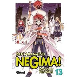 NEGIMA! MAGISTER NEGI MAGI 13