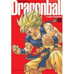 DRAGON BALL ULTIMATE 22
