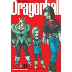 DRAGON BALL ULTIMATE 24