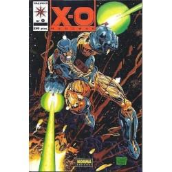 X-O MANOWAR 0