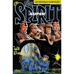 THE SPIRIT SUPER 6