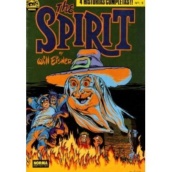 THE SPIRIT 9 (GRAPA)