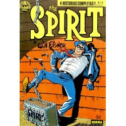 THE SPIRIT 3 (GRAPA)