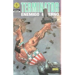 TERMINATOR: ENEMIGO INTERNO 4