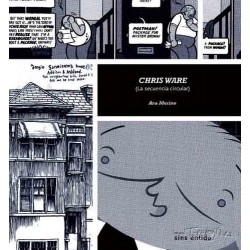 SIN PALABRAS SERIE A 8 CHRIS WARE