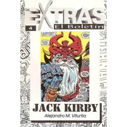LOS EXTRAS DE EL BOLETIN 4 JACK KIRBY