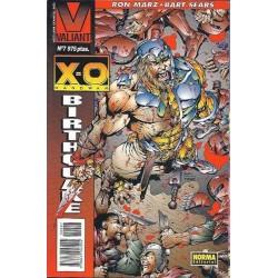 X-O MANOWAR 7