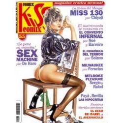 KISS COMIX 55