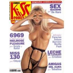 KISS COMIX 58