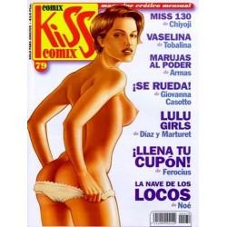 KISS COMIX 79