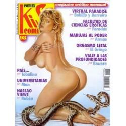 KISS COMIX 98