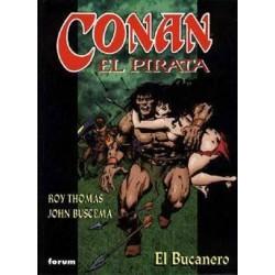 CONAN EL PIRATA 4 EL BUCANERO