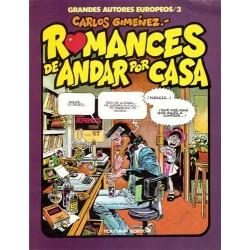 ROMANCES DE ANDAR POR CASA