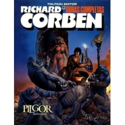 RICHARD CORBEN- OBRAS COMPLETAS 10 PILGOR