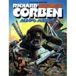 RICHARD CORBEN- OBRAS COMPLETAS 8 MUNDO MUTANTE