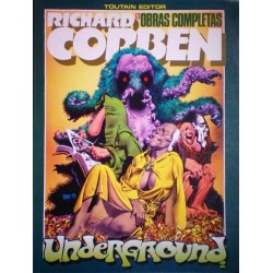 RICHARD CORBEN- OBRAS COMPLETAS 5 UNDERGROUND 2