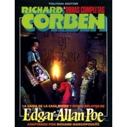 RICHARD CORBEN- OBRAS COMPLETAS 4 EDGAR ALLAN POE
