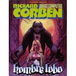 RICHARD CORBEN- OBRAS COMPLETAS 2 HOMBRE LOBO