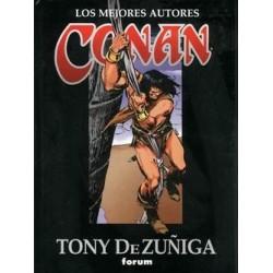CONAN- LOS MEJORES AUTORES TONY DEZUÑIGA