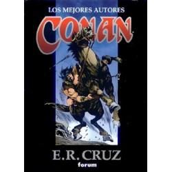 CONAN- LOS MEJORES AUTORES E.R. CRUZ