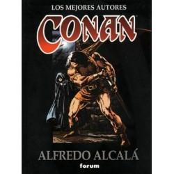 CONAN- LOS MEJORES AUTORES ALFREDO ALCALA