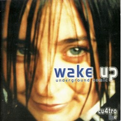 WAKE UP Nº 4 UNDERGROUND COMIC