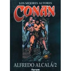 CONAN- LOS MEJORES AUTORES ALFREDO ALCALA 2