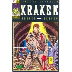 KRAKEN- COLECCION COMPLETA 8 NUMEROS