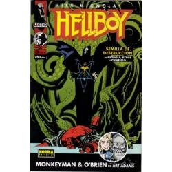 HELLBOY: SEMILLA DE DESTRUCCION Nº 3