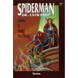SPIDERMAN-DOCTOR EXTRAÑO: CAMINO DE MUERTE POLVORIENTA