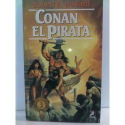 CONAN EL PIRATA NOVELA