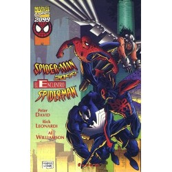 SPIDERMAN 2099- SPIDERMAN: EL ENCUENTRO