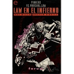 PINHEAD VS. MARSHAL LAW: LAW EN EL INFIERNO