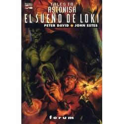 TALES TO ASTONISH: EL SUEÑO DE LOKI