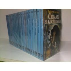 CONAN PACK DE NOVELAS MARTINEZ ROCA