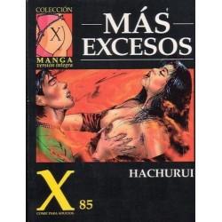 COLECCION X Nº 85 MAS EXCESOS