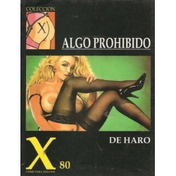 COLECCION X Nº 80 ALGO PROHIBIDO