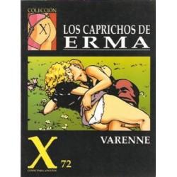 COLECCION X Nº 72 LOS CAPRICHOS DE ERMA