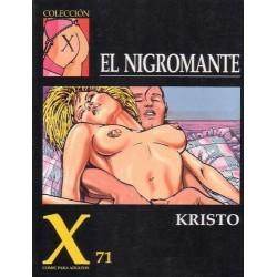 COLECCION X Nº 71 EL NIGROMANTE