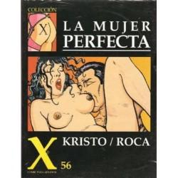 COLECCION X Nº 56 LA MUJER PERFECTA