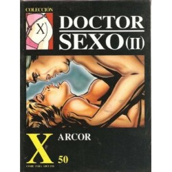 COLECCION X Nº 50 DOCTOR SEXO 3ª PARTE